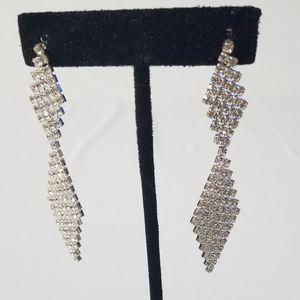 2 For 20 Silver Earrings